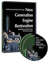 New Generation Engine Restoration